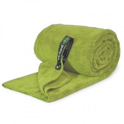 Полотенце Sea to Summit DryLite Towel Lime, L