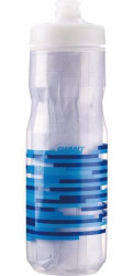 Фляга Giant POUR FAST EVERCOOL transparent-ligtt blue