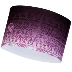 Повязка Buff Tech Fleece Headband Marken Spirit Violet