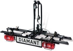 Багажник для велосипеда ProUser DIAMANT black