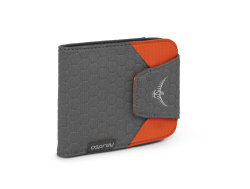 Кошелек Osprey QuickLock RFID Wallet Poppy Orange
