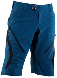 Велошорты Race Face AMBUSH SHORTS blue