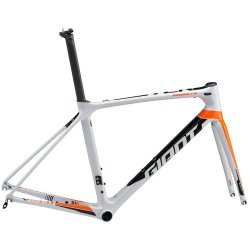 Рама Giant TCR white-orange