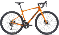 Велосипед Giant REVOLT ADVANCED 2 metallic orange