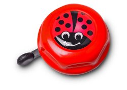 Звонок RFR JUNIOR beetle red-black