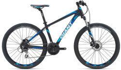 Велосипед Giant RINCON DISC 27.5 black-blue