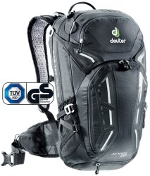 Рюкзак Deuter Attack 20 black (7000)
