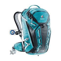 Рюкзак Deuter Attack Tour 28 petrol-black (3705)
