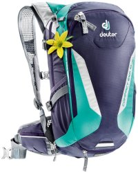 Рюкзак Deuter Compact EXP 10 SL blueberry-mint (3207)