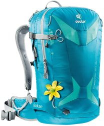 Рюкзак Deuter Freerider 24 SL цвет 3217 petrol-mint