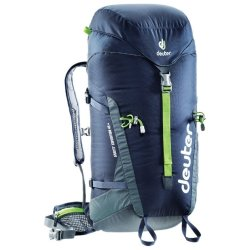 Рюкзак Deuter Gravity Expedition 45 цвет 3400 navy-granite