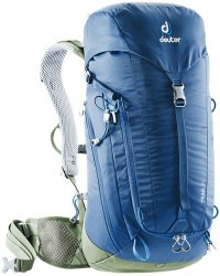 Рюкзак Deuter Trail 22 цвет 3235 steel-khaki