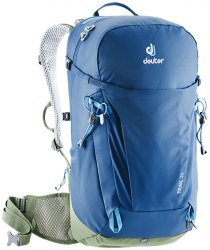 Рюкзак Deuter Trail 26 цвет 3235 steel-khaki