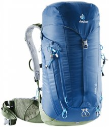 Рюкзак Deuter Trail 30 цвет 3235 steel-khaki