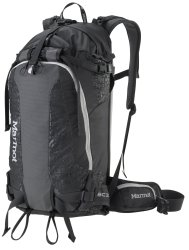 Рюкзак Marmot Backcountry 30 Black/Slate Grey