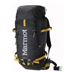 Рюкзак Marmot Eiger 32 Black/Green