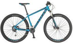 Велосипед Scott ASPECT 730 27,5 blue-grey