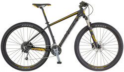 Велосипед Scott ASPECT 730 black-yellow