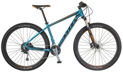 Велосипед Scott ASPECT 730 blue-orange