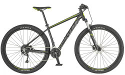 Велосипед Scott ASPECT 740 27,5 black-green