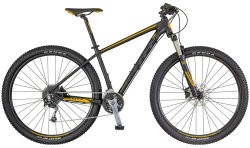 Велосипед Scott ASPECT 930 29 black-yellow