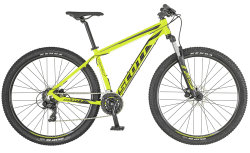 Велосипед Scott ASPECT 960 29 yellow-grey