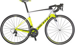 Велосипед Scott FOIL 30 yellow