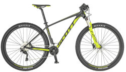 Велосипед Scott SCALE 990 29 black-yellow