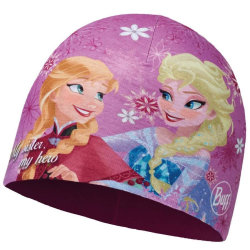 Шапка Buff Frozen Child Microfiber & Polar Sisters Pink