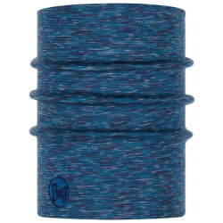 Шарф Buff Heavyweight Merino Wool Stripes Lake Blue
