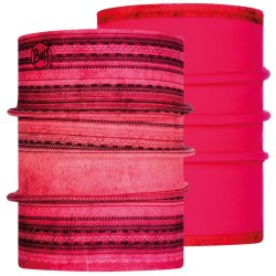 Шарф Buff Reversible Polar Neckwarmer Kadri Fuchsia