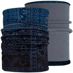 Шарф Buff Reversible Polar Neckwarmer New Eskor Perfuse Blue