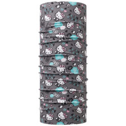 Шарф многофункциональный Buff Hello Kitty Child Original Insta Castlerock Grey
