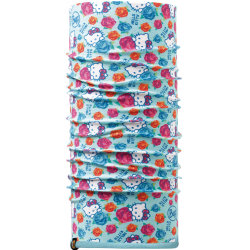 Шарф многофункциональный Buff Hello Kitty Child Polar Roses Turquoise Blue Capri