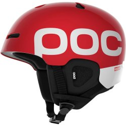 Шлем горнолыжный POC Auric Cut Backcountry SPIN Bohrium Red
