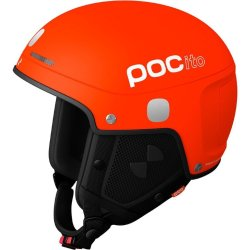 Шлем горнолыжный POC POCito Light helmet Fluorescent Orange