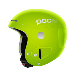Шлем горнолыжный POC POCito Skull Fluorescent Yellow/Green, Adjustable