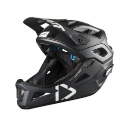 Шлем Leatt DBX 3.0 Enduro, black/white