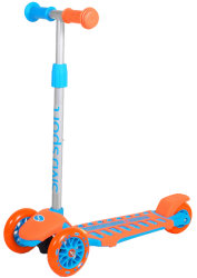 Самокат SMJ Sport TRICYCLE AF-WG04 orange-blue