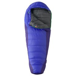 Спальный мешок Marmot Sunset 20 Long Electric Blue/Dahila Purple , Right Zip