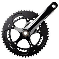 Шатуны Sram AM FC APEX WHITE C2.2 GXP 1725 50/34