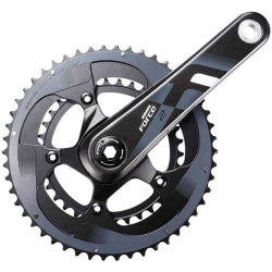 Шатуны Sram Force BB386 172.5 53-39 bearings not included