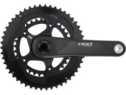 Шатуны Sram RED EXOGRAM BB386 172.5 53/39 bearings not included