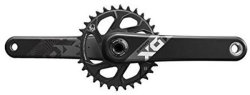 Шатуны Sram AM FC X01 Eagle BB30AI 170 BLK DM 30T