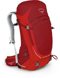 Рюкзак Osprey Stratos 36 Beet Red