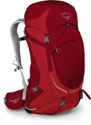 Рюкзак Osprey Stratos 50 Beet Red