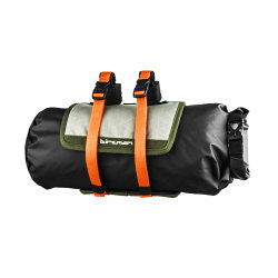 Сумка Birzman Packman Travel Handlebar Pack (with waterproof carrier)9.5л