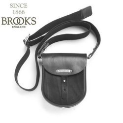 Сумка BROOKS B1 Small black на плече