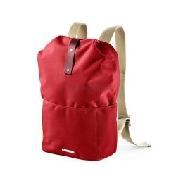 Сумка BROOKS Dalston Knapsack Utility Medium red на плече