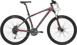 Велосипед Giant TALON 3 LTD 27.5 grey-red
